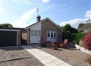 Thumbnail 3 bed detached bungalow for sale in Hartington Close, West Hallam, Ilkeston