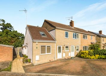 Thumbnail 1 bedroom maisonette for sale in Macaulay Avenue, Great Shelford, Cambridge