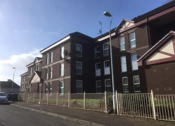 Thumbnail 3 bed flat to rent in Bruce Street, Bellshill