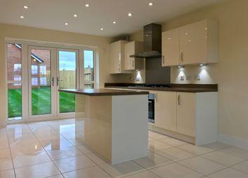 Thumbnail 4 bed detached house for sale in Colton Road, Shrivenham, Swindon
