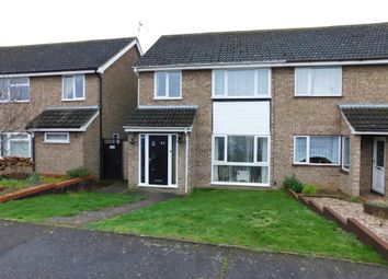 3 bed semi-detached house for sale in Thirlmere Drive, Stowmarket IP14