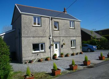 Thumbnail 3 bed detached house for sale in Cefn Road, Gwaun Cae Gurwen, Ammanford