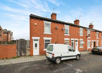 Thumbnail 2 bed terraced house for sale in Turner Street, Hucknall, Nottingham