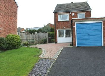 Thumbnail 3 bed detached house for sale in The Sycamores, Broadmeadows, South Normanton, Alfreton