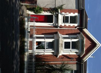 Thumbnail 3 bed flat to rent in Coleshill Terrace, Llanelli