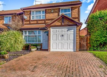 Thumbnail 3 bed detached house for sale in Tarragon Way, Northampton