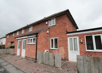 Thumbnail 2 bed flat to rent in Wordsworth Road, Loughborough