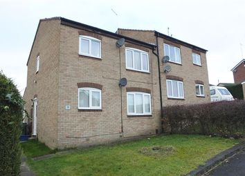 Thumbnail 1 bed flat for sale in Hoveringham Court, Sheffield
