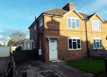 Thumbnail 3 bedroom semi-detached house for sale in Woodhouse Crescent, Trench, Telford