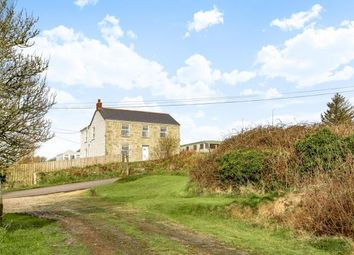 Thumbnail 4 bed detached house for sale in Lelant Downs, Hayle, Cornwall