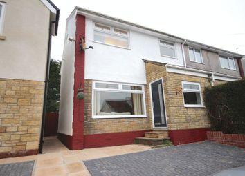 Thumbnail 3 bed semi-detached house for sale in Croescade Road, Llantwit Fardre, Pontypridd