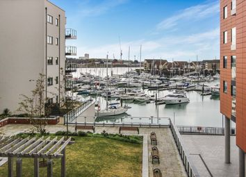 Thumbnail 2 bed flat for sale in Ocean Way, Southampton