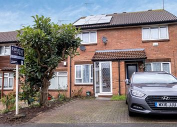 Thumbnail 2 bed terraced house to rent in Pippins Close, West Drayton, Middlesex