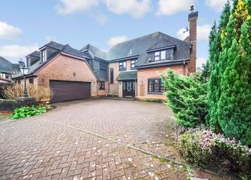 Thumbnail 5 bed detached house for sale in The Mount, Lisvane, Cardiff