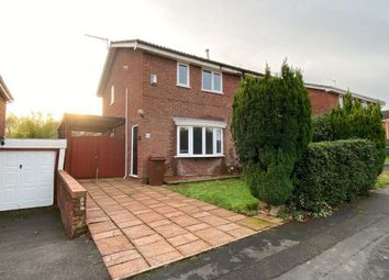 Thumbnail 2 bed property to rent in Carisbrooke Drive, Stafford