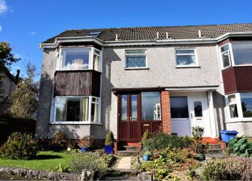 Thumbnail 3 bed end terrace house for sale in St. Andrews Drive, Bridge Of Weir