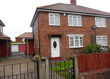 Thumbnail 3 bedroom semi-detached house for sale in Acomb Gardens, Fenham, Newcastle Upon Tyne