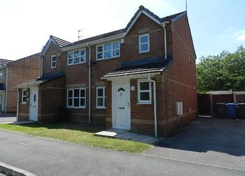 Thumbnail 3 bed semi-detached house to rent in Harrier Road, Padgate, Warrington, Cheshire