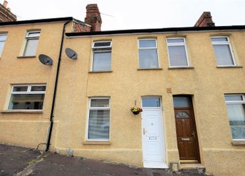 Thumbnail 2 bedroom terraced house for sale in Morgan Street, Barry