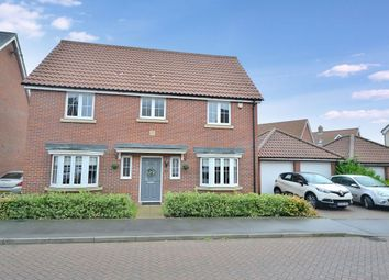 Thumbnail 4 bed detached house for sale in Perry Road, Flitch Green, Dunmow