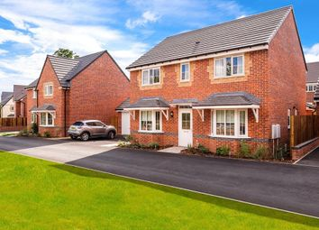 """Thumbnail 4 bedroom detached house for sale in """"Thame"""" at Squinter Pip Way, Bowbrook, Shrewsbury"""