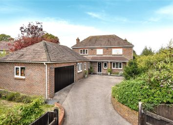 Thumbnail 5 bed detached house to rent in Jacklyns Lane, Alresford, Hampshire