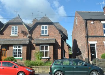 Thumbnail 2 bed end terrace house for sale in Station Road, Chapeltown, Sheffield