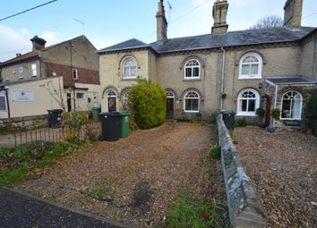 Thumbnail 2 bed cottage for sale in West End, Old Costessey, Norwich