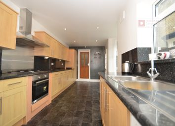 Thumbnail 4 bed terraced house to rent in Montague Road, Leytonstone, East London