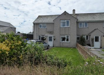 Thumbnail 3 bed end terrace house for sale in The Butts, Tintagel