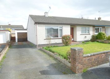 Thumbnail 2 bed semi-detached bungalow for sale in Burnt Firs Place, Heathhall, Dumfries