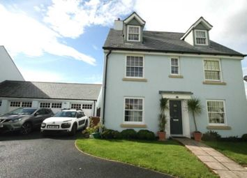 Thumbnail 5 bed detached house for sale in Greenhill, Plymouth