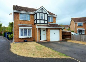 4 bed detached house for sale in Waytown Close, Poole BH17