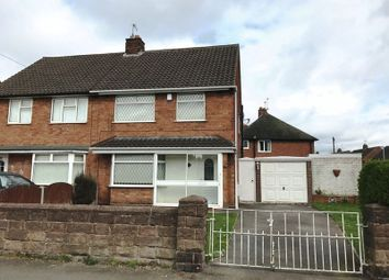 Thumbnail 3 bed semi-detached house to rent in Bridge Street, Coseley, Bilston
