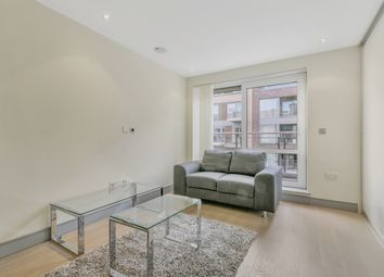 Thumbnail Studio for sale in Compass House, Chelsea Creek, Fulham