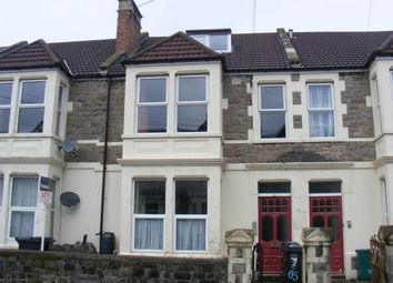 Thumbnail 2 bedroom flat to rent in Clifton Road, Weston-Super-Mare, North Somerset