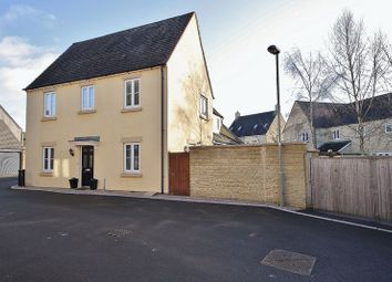 Thumbnail 3 bed semi-detached house for sale in Carterton, Shilton Park, Boundary Mews