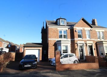 Thumbnail 6 bed semi-detached house for sale in Park Road, Jarrow