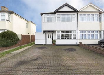 Thumbnail 3 bed end terrace house for sale in Grosvenor Drive, Hornchurch