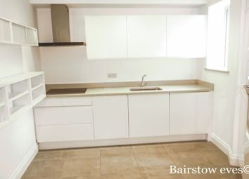 Thumbnail 3 bed flat to rent in Glenthorne Road, London