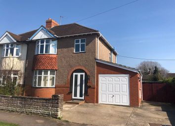 Thumbnail 3 bed semi-detached house to rent in Mount Crescent, Hereford