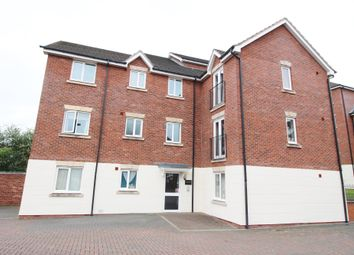 Thumbnail 1 bed flat to rent in Pooler Close, Wellington, Telford