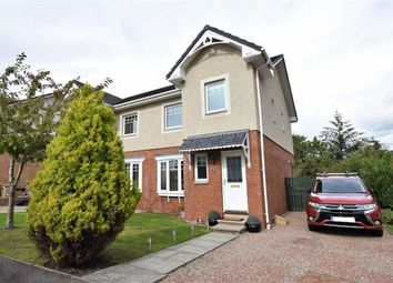 Thumbnail 3 bed semi-detached house for sale in Moray Park Wynd, Culloden, Inverness