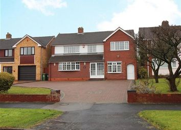 Thumbnail 5 bed detached house for sale in Norman Road, Walsall
