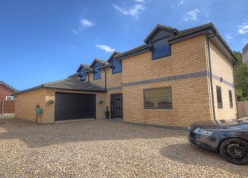 Thumbnail 4 bed detached house for sale in Carroway Close, Bridlington