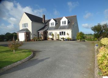 Thumbnail 4 bed detached house for sale in Brynteg, Benllech, Anglesey, North Wales