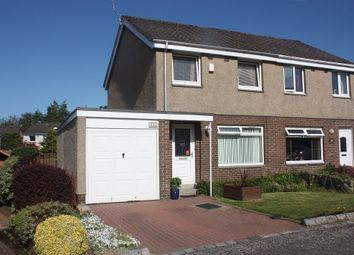 Thumbnail 3 bed semi-detached house for sale in Avontoun Park, Linlithgow