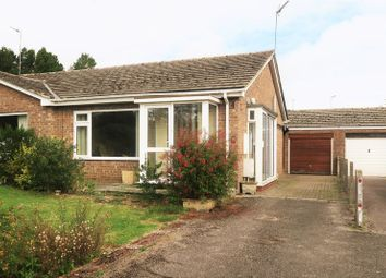 Thumbnail 2 bedroom semi-detached bungalow for sale in Dryden Close, Woodford Halse, Daventry