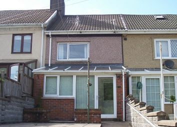 Thumbnail 2 bed terraced house to rent in Canal Terrace, Ystalyfera, Swansea.
