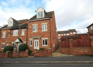 Thumbnail 3 bed terraced house for sale in Martindale Close, Staveley, Chesterfield